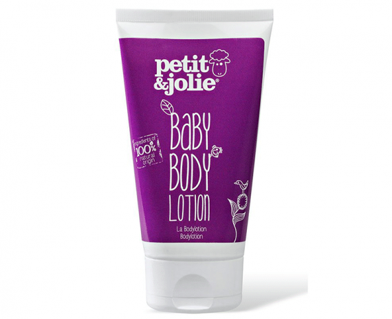 Petit & Jolie Baby Bodylotion BDIH vegan