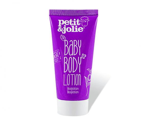 Petti & Jolie Mini Bodylotion Baby BDIH Vegan