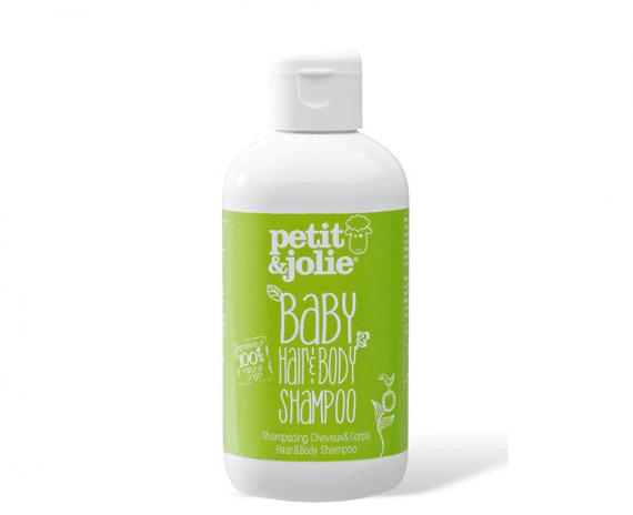 Petit & Jolie Hair&Body Shampoo BDIH Vegan