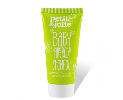 Petit & Jolie Mini Hair & Body Shampoo BDIH