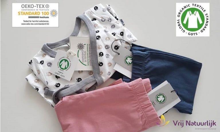 biologische kleding gots oeko-tex