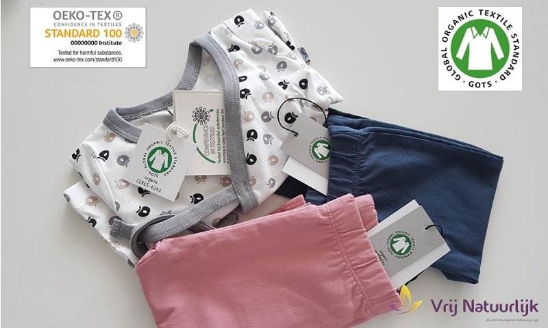 Biologische kleding, GOTS en OEKO-tex