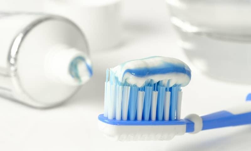 Tandpasta en Fluoride