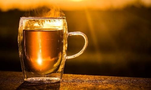 kop damende thee biologisch
