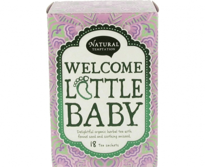 Natural Temptation Welcome Little Baby