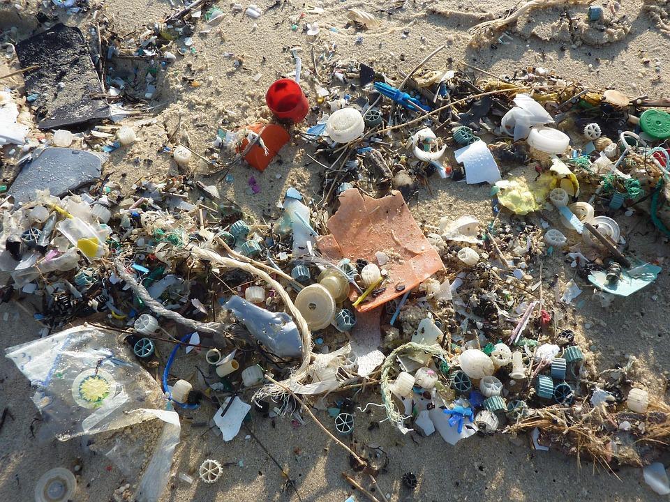 Microplastics en de Plastic Soup