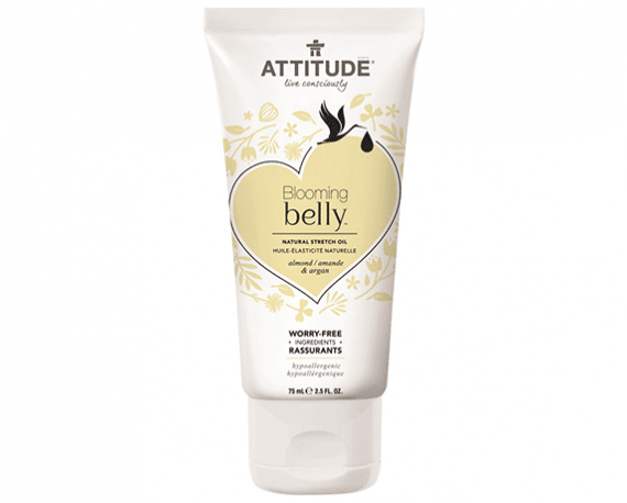 attitude stretch oil vegan