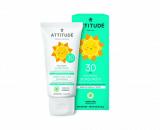 Attitude Little Ones zonnebrandcreme parfumvrij veilige zonnebrand