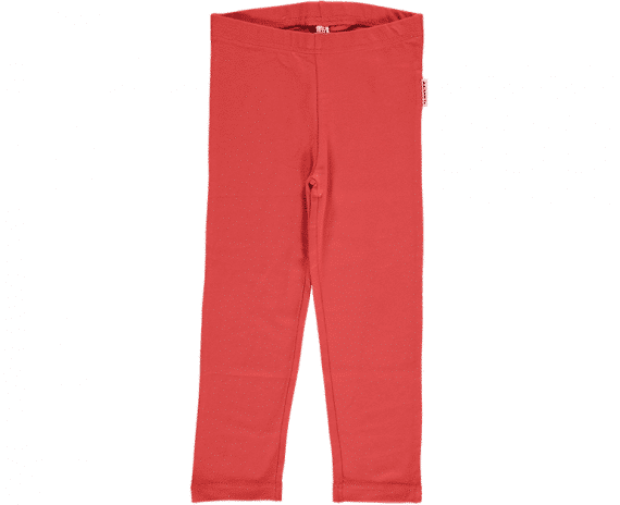 RUSTY RED Leggings Cropped