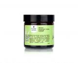 Flow Cosmetics deodorant crème hennep biologisch veganistisch 60ml glazen potje