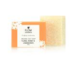 flow cosmetics zoutzeep limoengras honing biologisch gerecycled karton