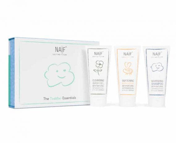 Naïf The Toddler Essentials GIftset