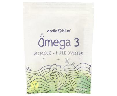Arctic Blue Algenolie vegan omega3