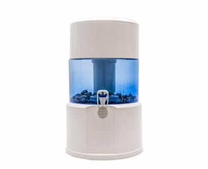 aqualine 18 liter waterfilter mineraalstenen