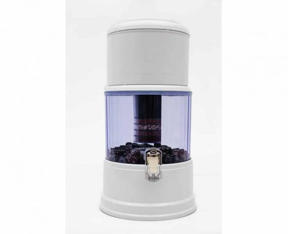 aqualine 12 liter abs kunststof waterfilter