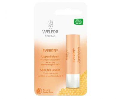Weleda Everon Lippenbalsem - NATRUE - 4,8 gram