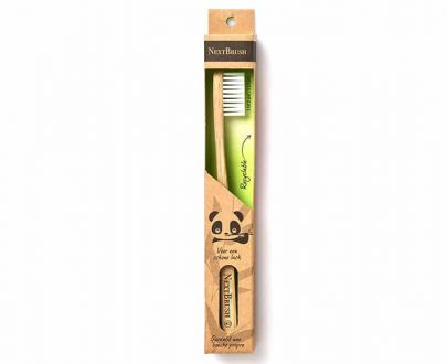 NextBrush Kids bamboe BPA-vrije nylon