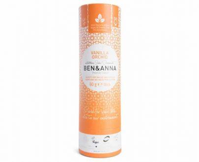 Ben & Anna Vanilla Orchid deodorant stick push up