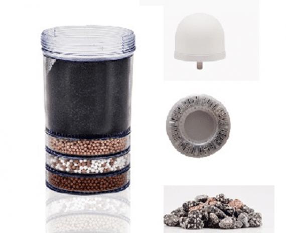 Aqualine 5 complete set filters mineraalstenen