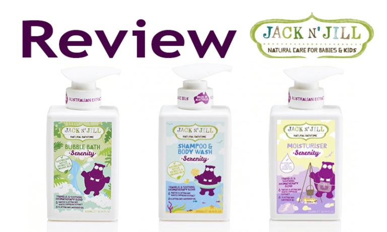 Jack n Jill Review Verzorgingsproducten