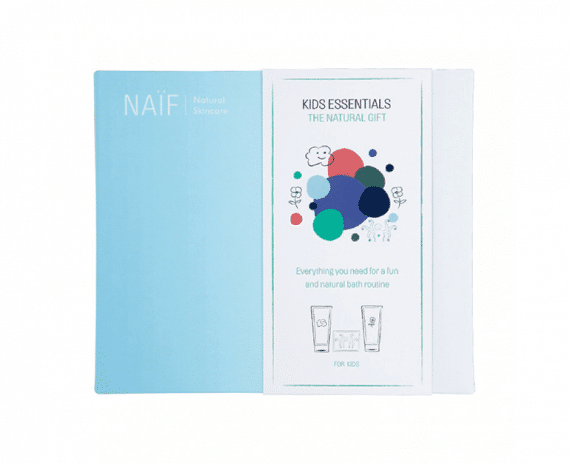 Naïf Kids Giftset Bad vegan