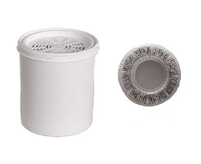 Meerstappenfilter Aqualine 18 liter waterfilter ph ring