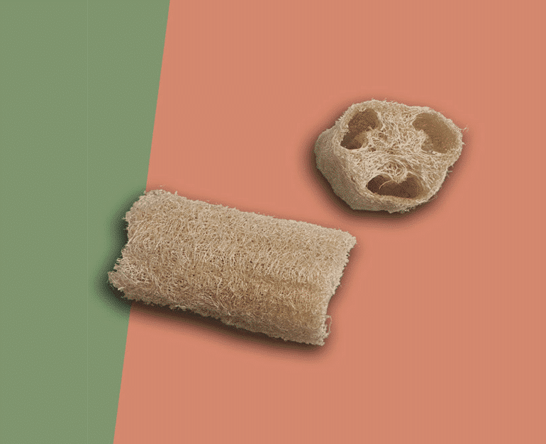 To Jungle Loofah Zero Waste spons