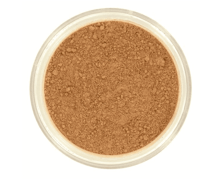 Foundation Cypress vegan cruelty free minerale make-up