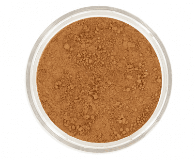 Foundation Golden Pine vegan minerale make-up