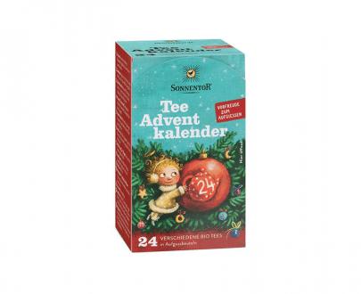 SonnentoR Advent Thee biologische thee kerst