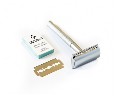 Oceonics Safety Razor Chroom